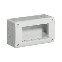 Cassetta di derivazione GEWISS da incasso serie GW48002 (...